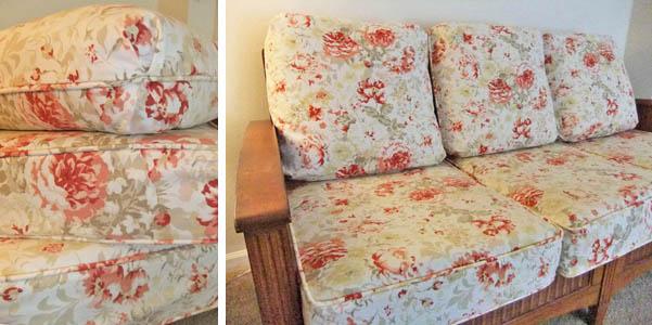 waverly the slipcover maker rh slipcovermaker com Waverly Futon Covers Waverly Floral Slipcovers