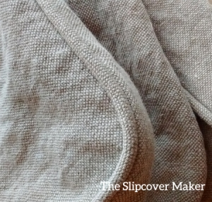 Natural Heavyweight Linen for Slipcovers