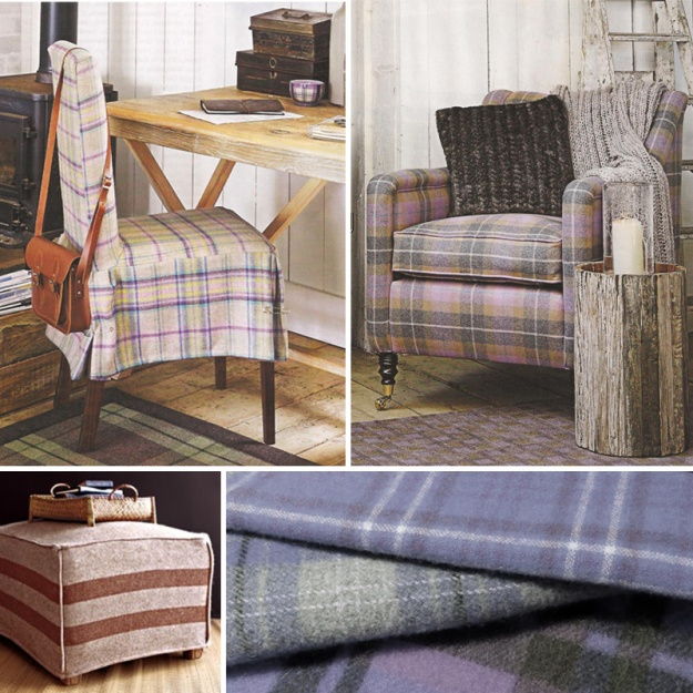 Wool Slipcover Inspiration