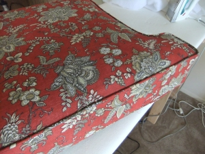 Foam Cushion with Slipcover