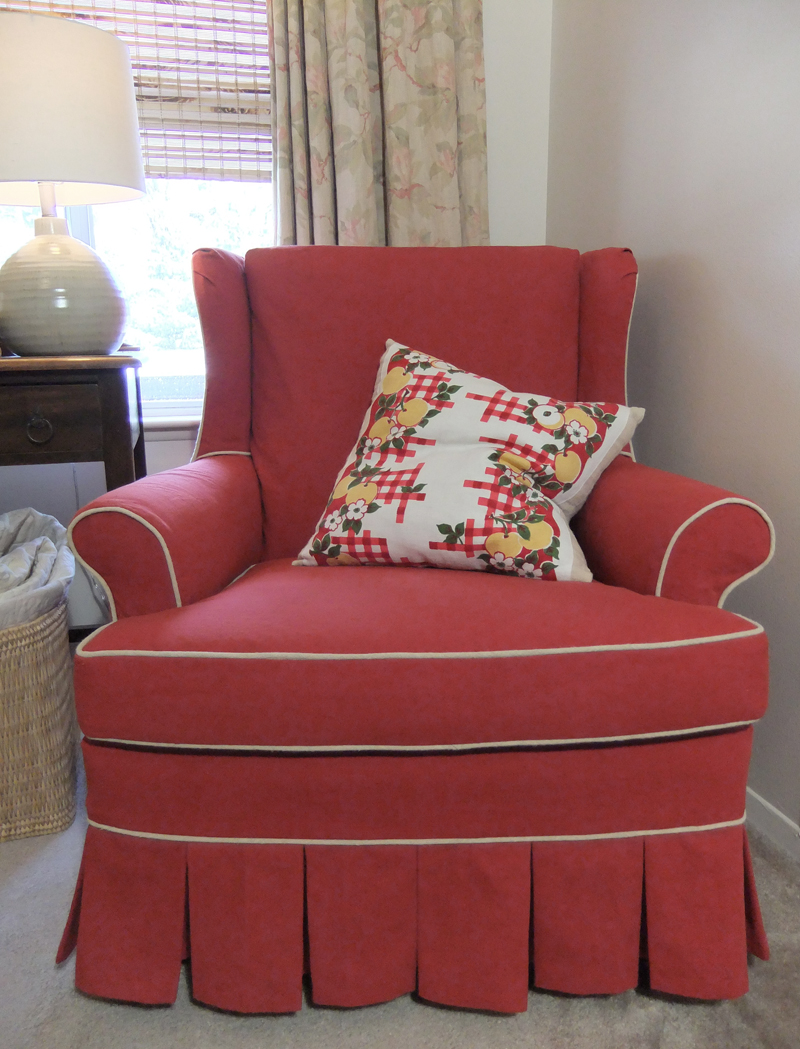 Big Duck Canvas: A Good Choice for Slipcovers | The ...