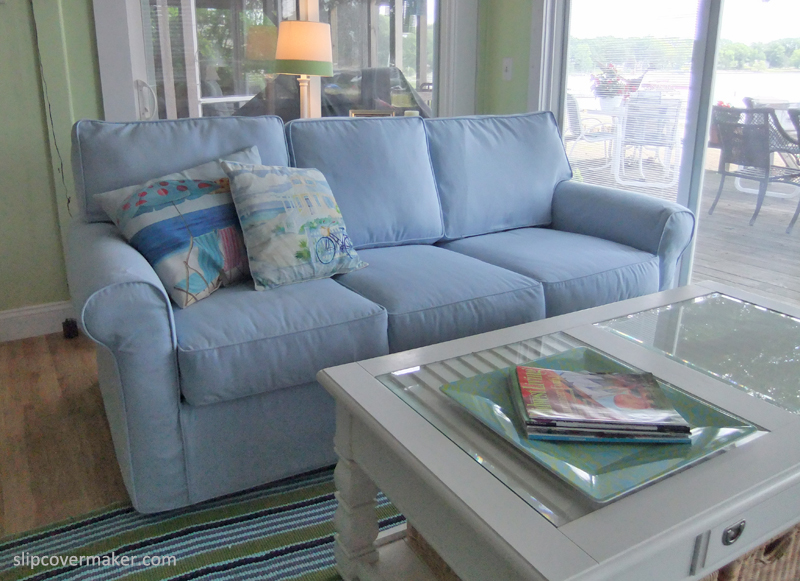 The Slipcover Maker Inspiring Furniture Makeovers From