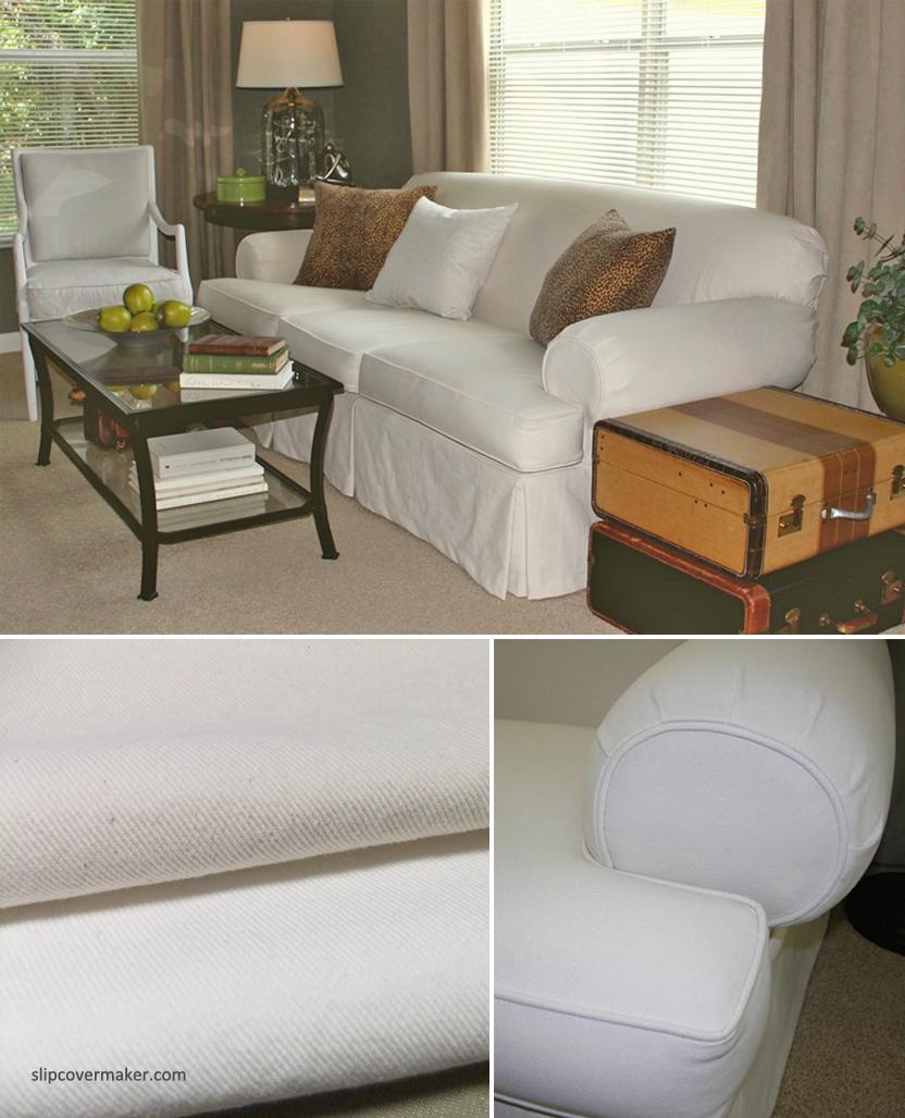 Custom Furniture Slipcovers: The Slipcover Maker