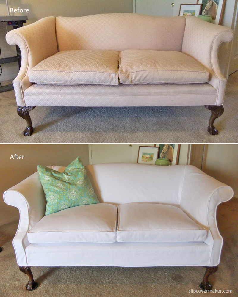 July 2014 the slipcover maker White loveseat slipcovers