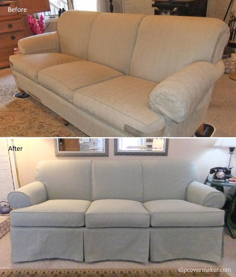 Custom Furniture Slipcovers: Inspiring Furniture Makeovers From