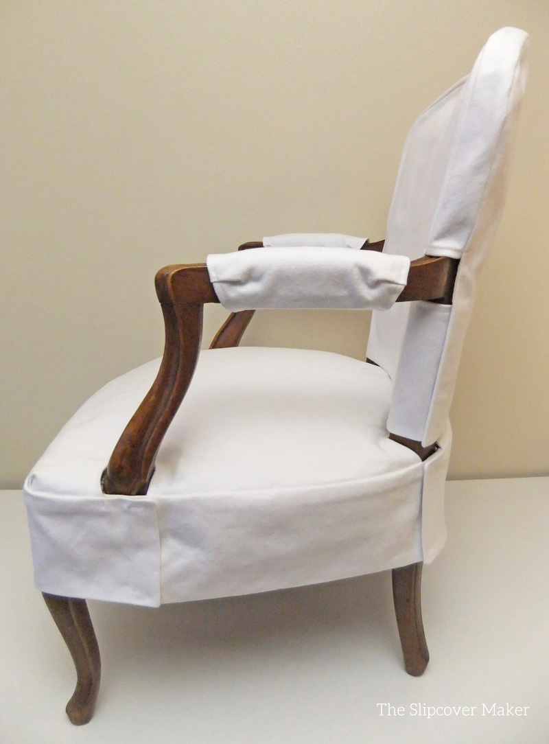 armchair slipcovers | The Slipcover Maker
