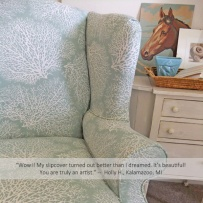 hollys wing back slipcover