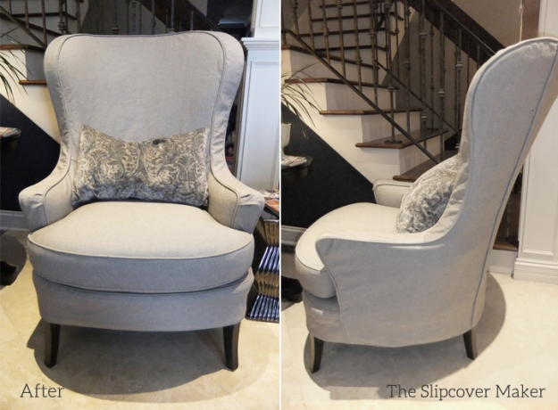 Slipcover for Arhaus Portsmouth Chair