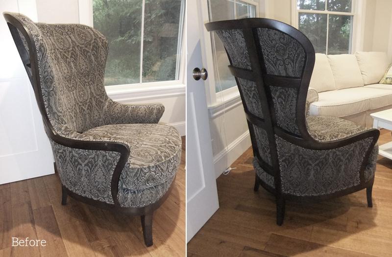 Attirant Arhaus Chair