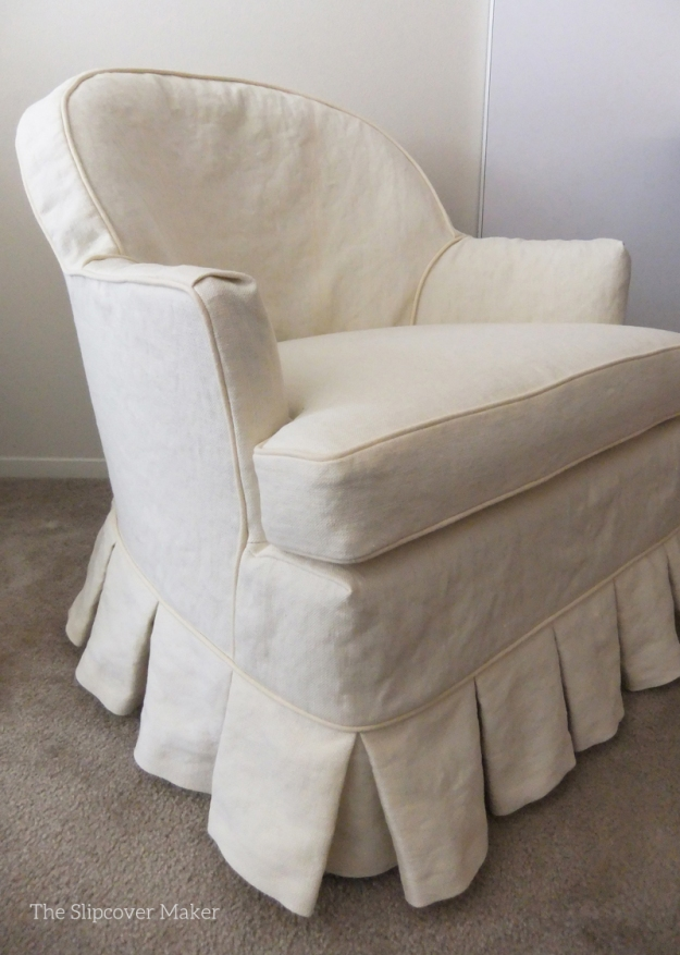 Chair Slipcover Hemp French Linen