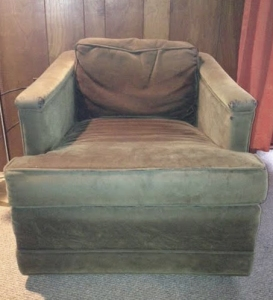 Vintage Henredon Club Chair