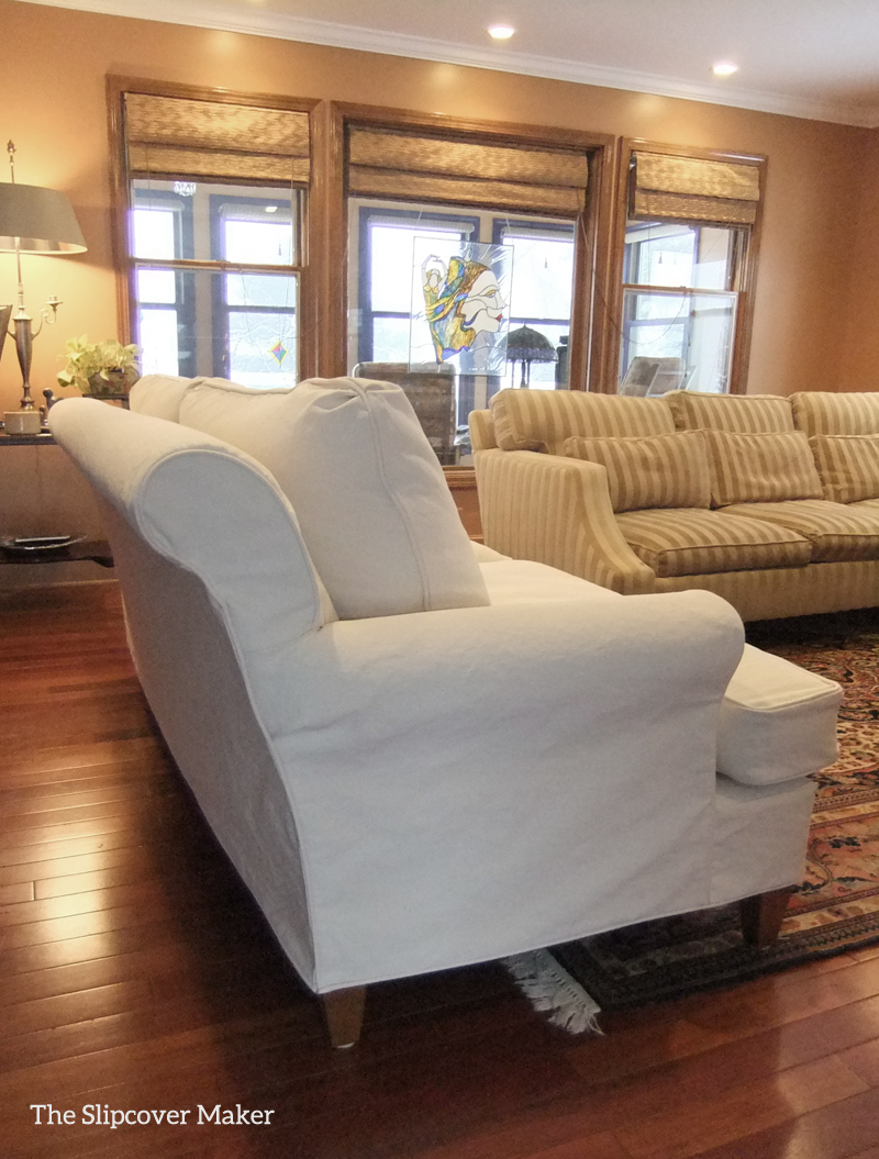 The Slipcover Maker Custom Slipcovers Tailored To Fit Your Furniture Page 6