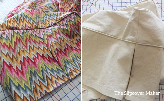 Ottoman Slipcover Copies