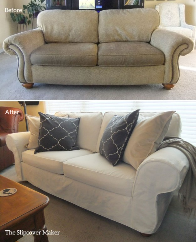 The Slipcover Maker Custom Slipcovers Tailored To Fit Your Furniture Page 12