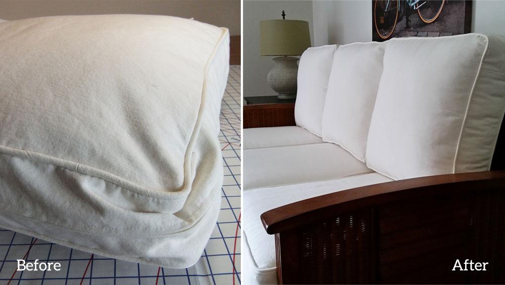 DIY Cushion Refresh For Your Sofa And Armchair