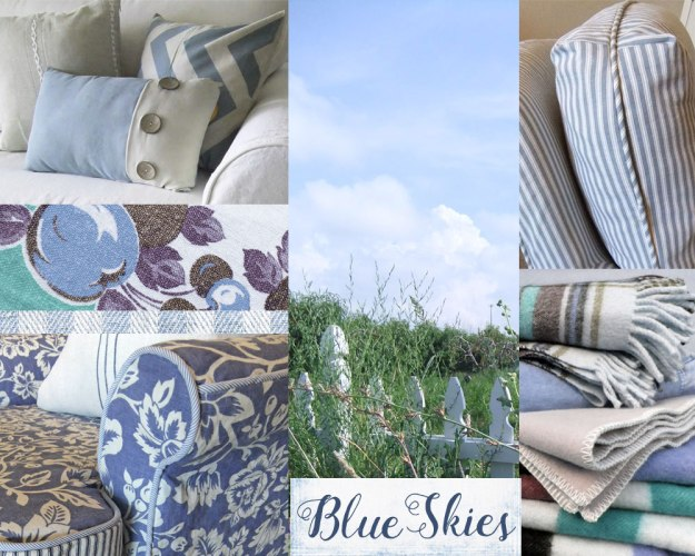 Home Decor Trend Fall 2016 Blue Skies