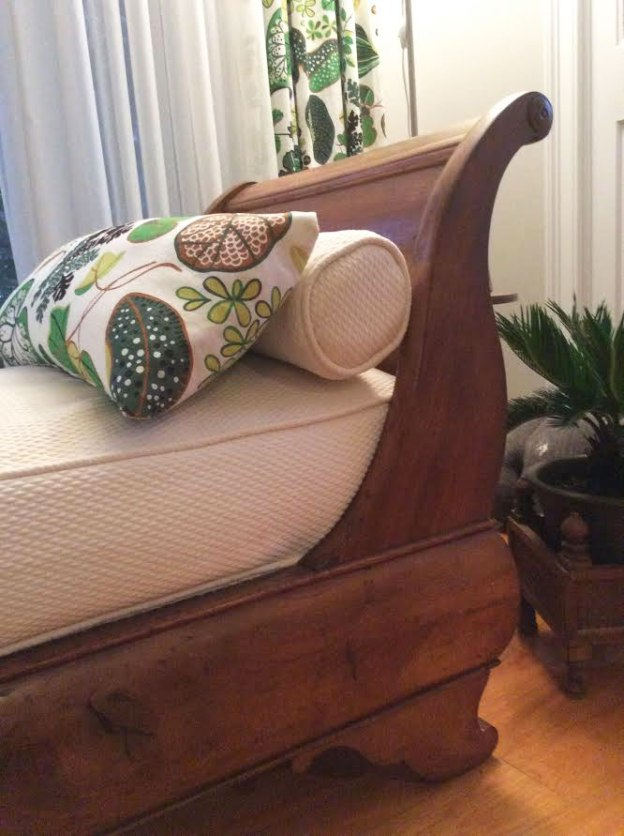 Cotton Matelasse Slipcovers for Daybed