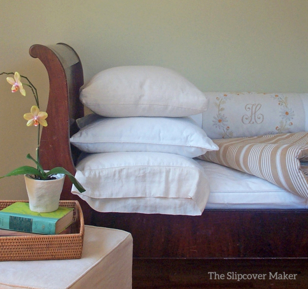 Matelasse Slipcovers For Charming Daybed The Slipcover Maker