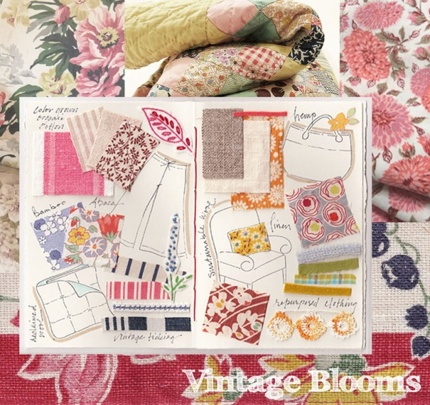 Home Decor Trend Fall 2016 Vintage Blooms