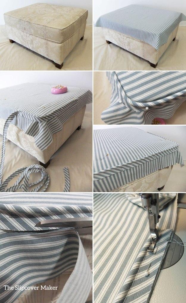 The Slipcover Maker Custom Slipcovers Tailored To Fit