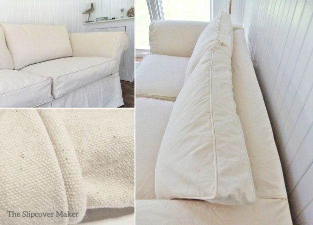 Natural Cotton Duck for Slipcovers