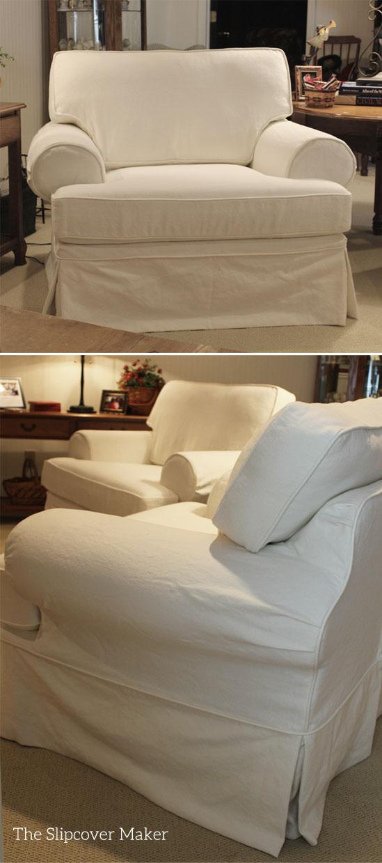 Flexsteel Chair Slipcovers Linen Cotton