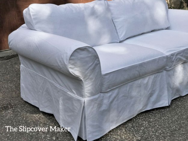 White Slipcovers The Slipcover Maker