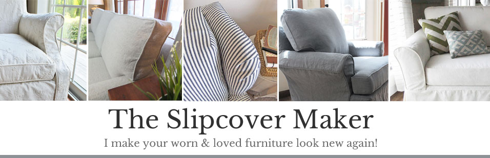 The Slipcover Maker   Custom Slipcovers Tailored To Fit Your Furniture.    Page 2