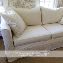 carols pebble cloth slipcover