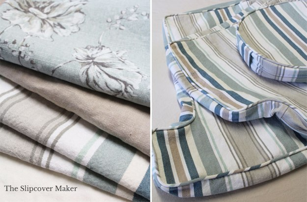 Natural Fabrics for Slipcovers