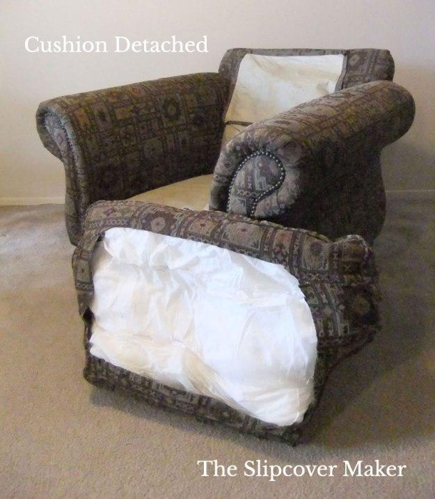 Back Cushion Detached