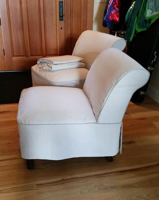 Slipcovers by Karen Bean