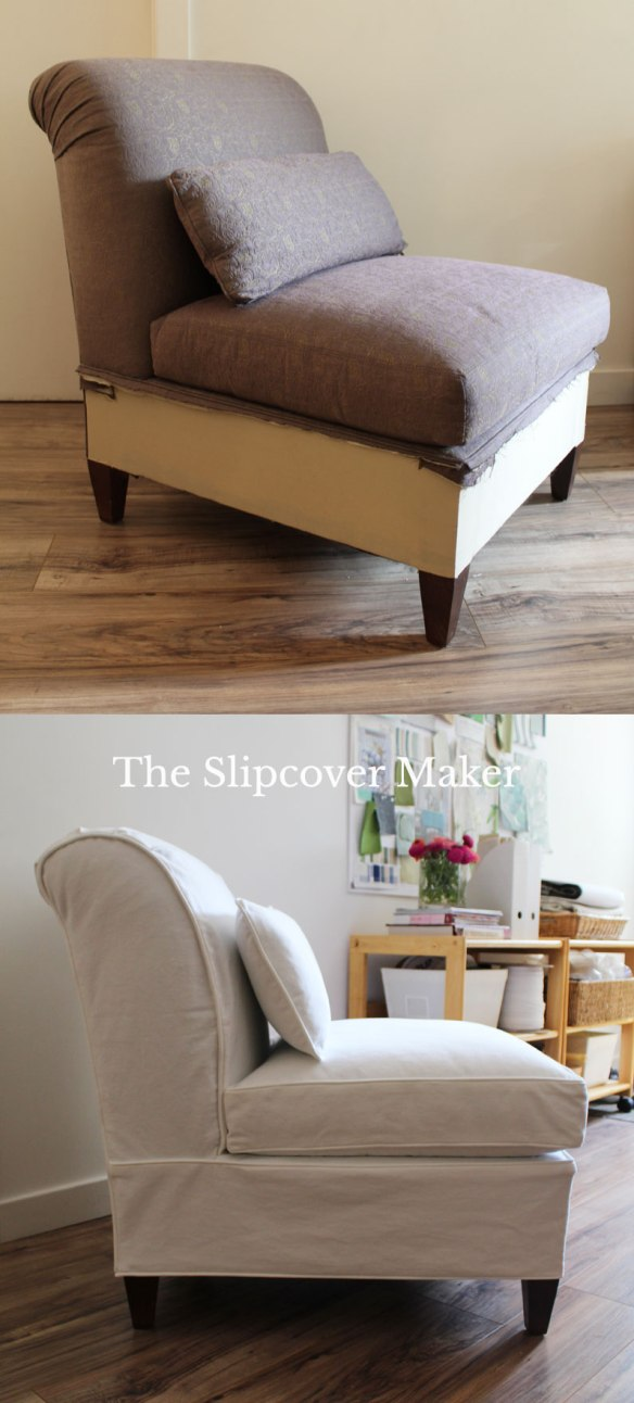 Surprising The Slipcover Maker Custom Slipcovers Tailored To Fit Your Machost Co Dining Chair Design Ideas Machostcouk