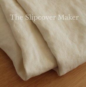 Hemp Twill For Slipcovers