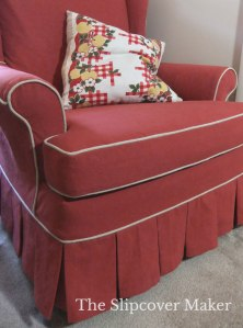 Cotton Canvas for Slipcovers