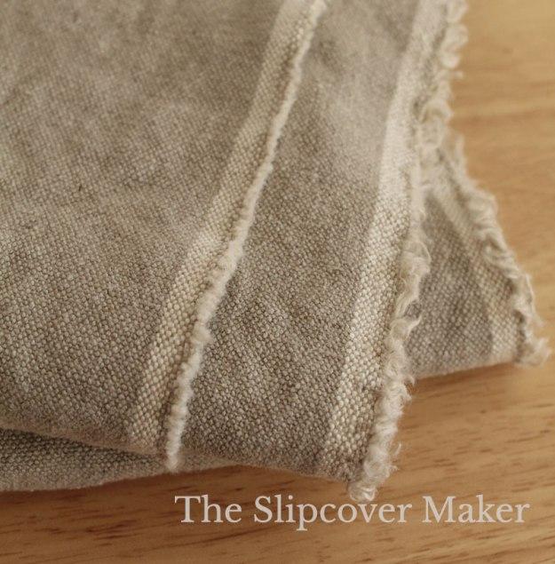 Durable Hemp Canvas for Slipcovers